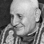 Cardenal Roncalli (luego Papa Juan XXIII)